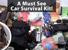 Cool Car Survival Kit