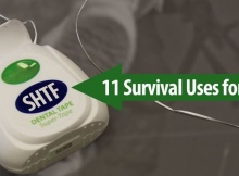 11 SHTF Uses For Floss