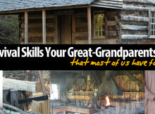 10 Survival Skills Your Grandparents Knew