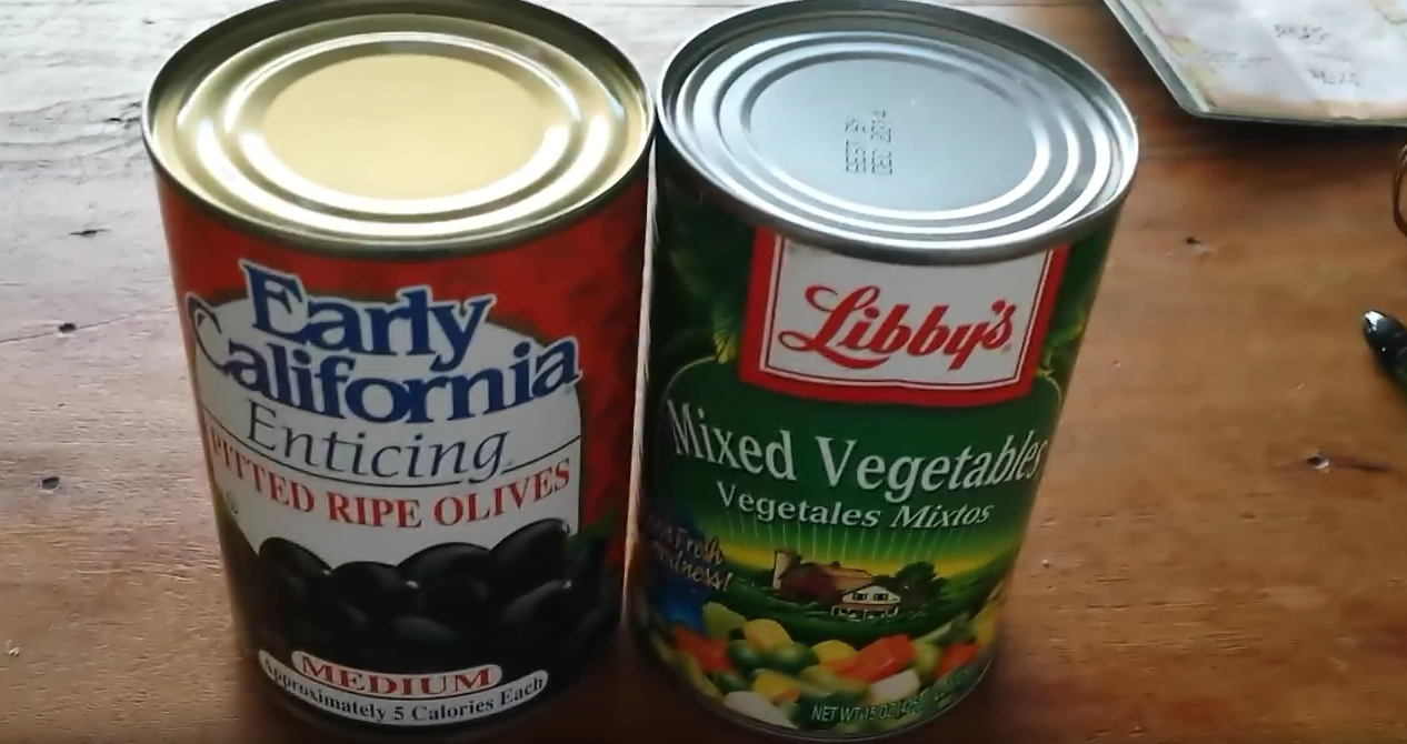 Canned Food Has No Expiration Date